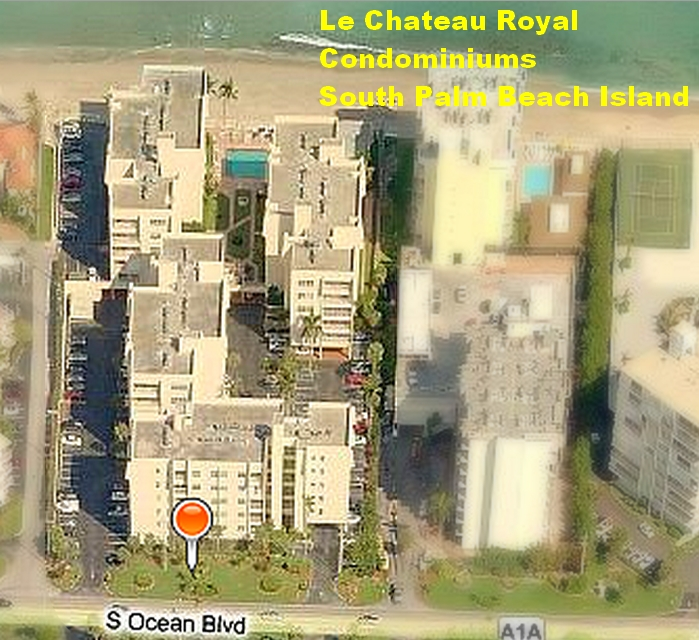 Le Chateau Royal Condo Association Palm Beach Fl