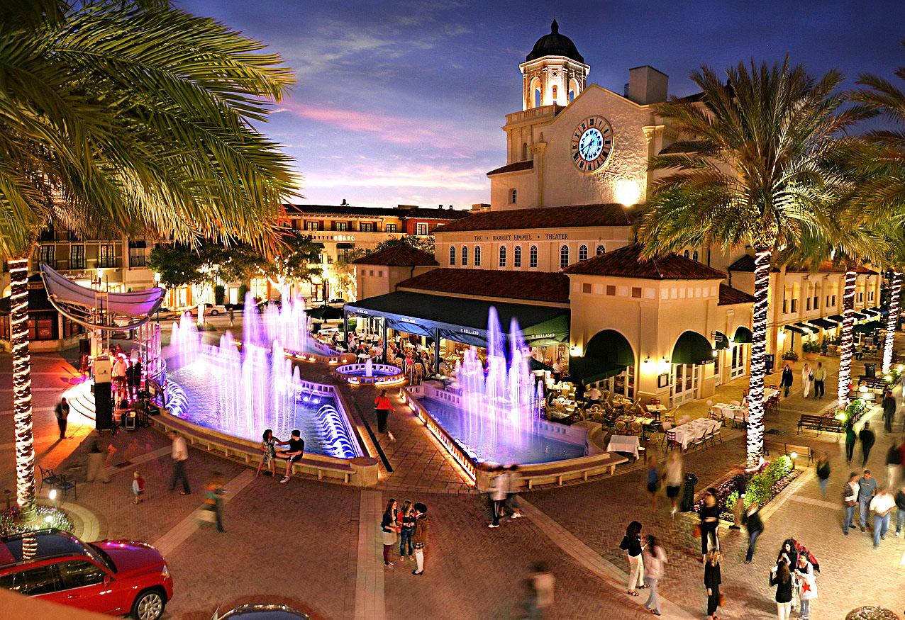 Palm West Beach Florida Towns